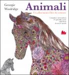 Georgie  Woolridge - Animali. Un affascinante libro da colorare
